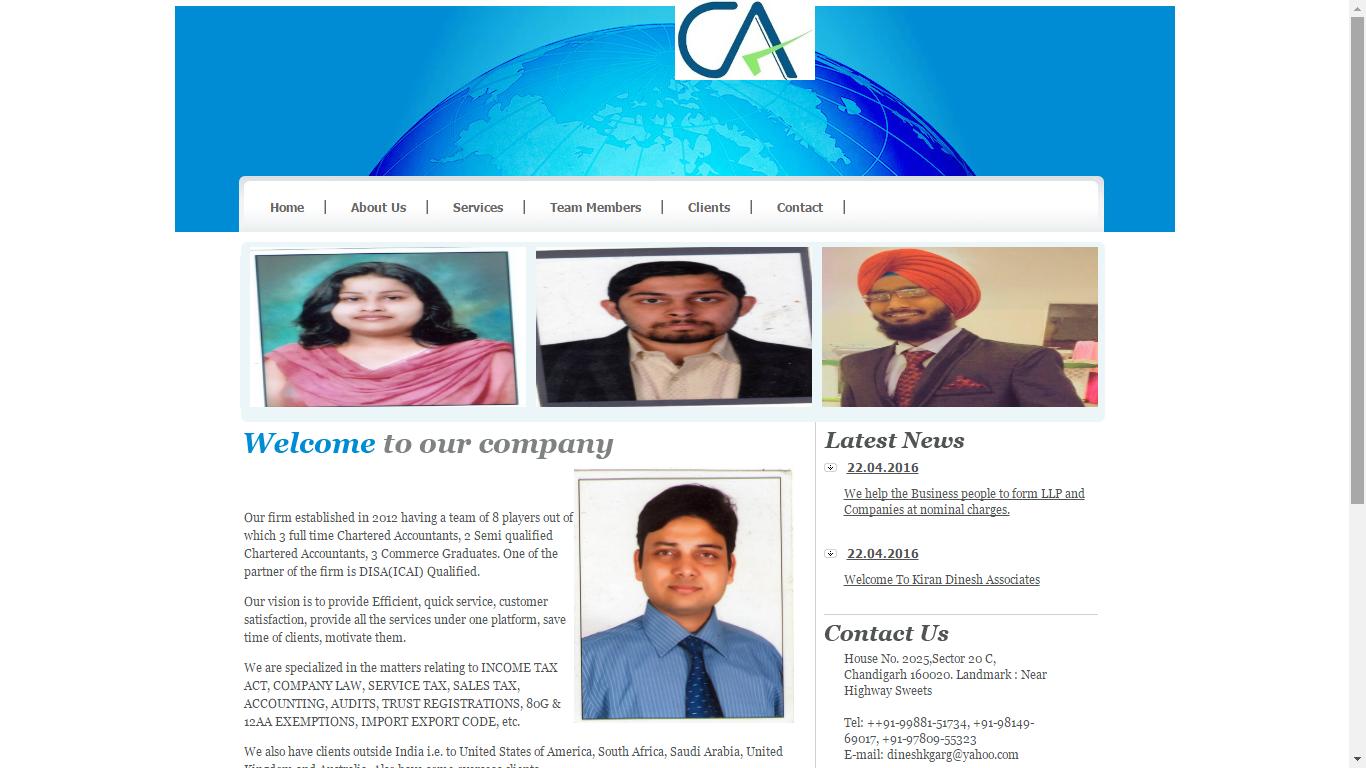 KDACA Web Designing & Development