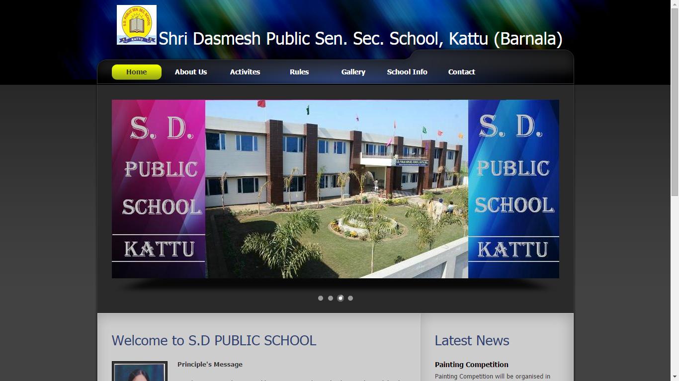 SD Kattu Web Development