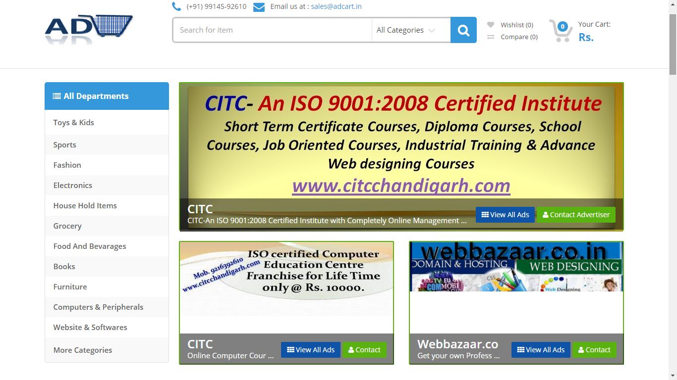 Web Designing & Development